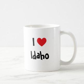 I Love Idaho Coffee Mugs
