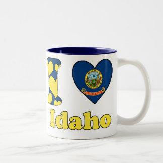 I love Idaho Two-Tone Coffee Mug