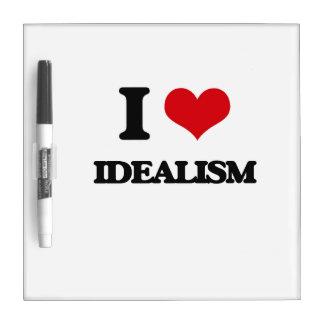 I love Idealism Dry Erase Boards