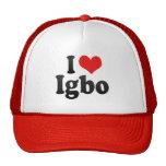 I Love Igbo Trucker Hat