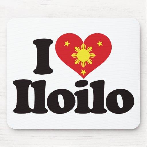 I Love Iloilo Mousepad