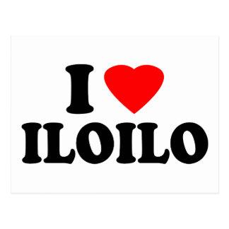 I Love Iloilo Postcard