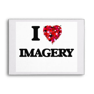 I Love Imagery Envelopes