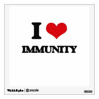 I Love Immunity Wall Decor
