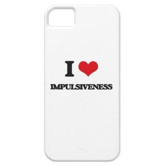 I Love Impulsiveness iPhone 5 Covers