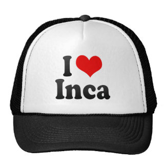 I Love Inca, Spain. Me Encanta Inca, Spain Hats