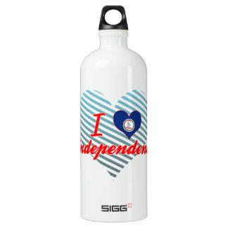 I Love Independence, Virginia SIGG Traveler 1.0L Water Bottle