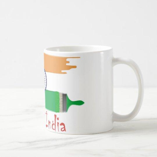 I love India Coffee Mug