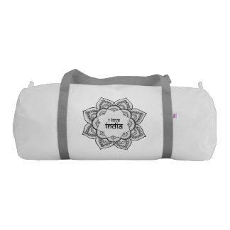 I Love India Gym Bag
