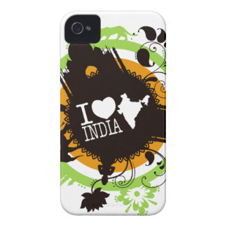I love india iPhone 4 case
