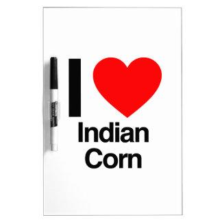 i love indian corn Dry-Erase board