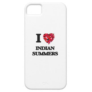 I Love Indian Summers iPhone 5 Case