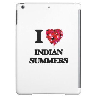 I Love Indian Summers iPad Air Case