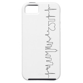 I love Indianapolis in an extraordinary ecg style iPhone SE/5/5s Case