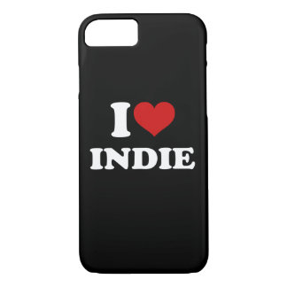 I Love Indie iPhone 8/7 Case