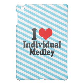 I love Individual Medley iPad Mini Cover