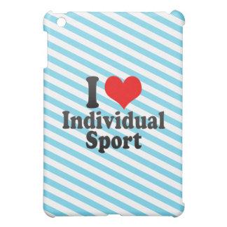 I love Individual Sport iPad Mini Cover