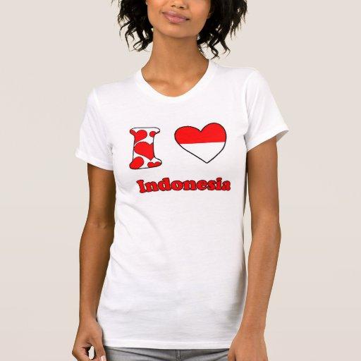 I love Indonesia T-shirt