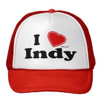 I Love Indy Trucker Hat