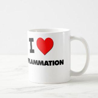 I Love Inflammation Coffee Mugs