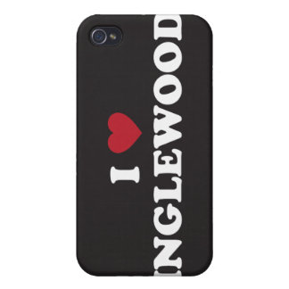 I Love Inglewood California iPhone 4/4S Cover