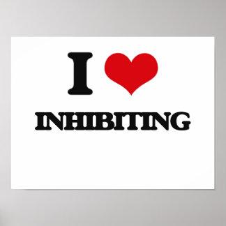 I Love Inhibiting Print