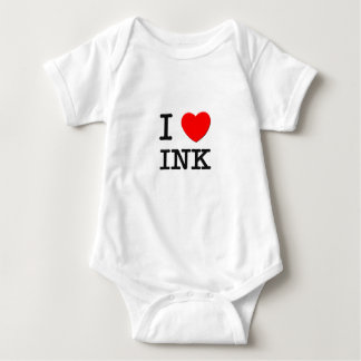 I Love Ink T Shirt