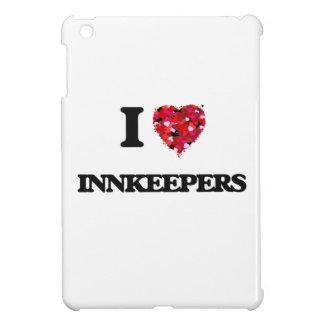I Love Innkeepers iPad Mini Covers