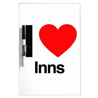 i love inns dry erase whiteboards