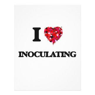 "I Love Inoculating 8.5"" X 11"" Flyer"