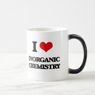 I Love Inorganic Chemistry 11 Oz Magic Heat Color-Changing Coffee Mug