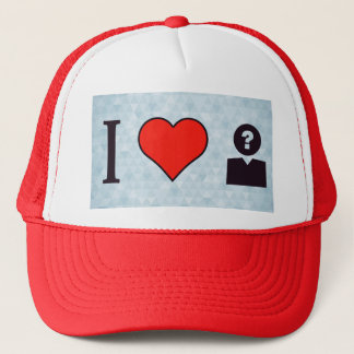 I Love Inquisitive Minds Trucker Hat