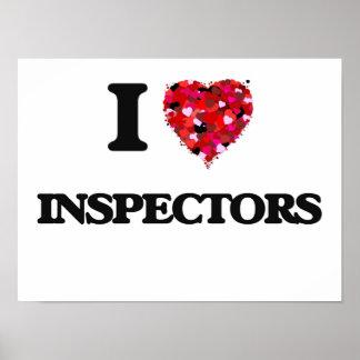I love Inspectors Poster