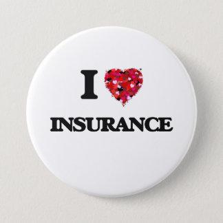 I Love Insurance Button