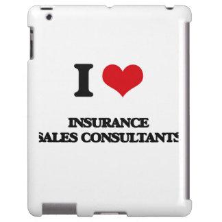 I love Insurance Sales Consultants