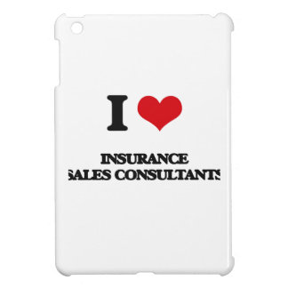 I love Insurance Sales Consultants Cover For The iPad Mini