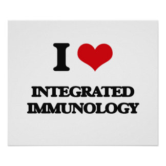 I Love Integrated Immunology Poster