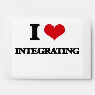I Love Integrating Envelopes