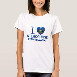 I Love Intercourse, PA T-Shirt