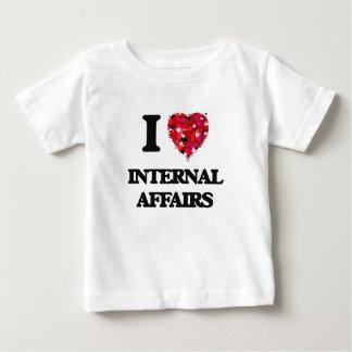 I Love Internal Affairs Tee Shirt