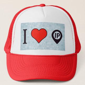 I Love Internet Trucker Hat
