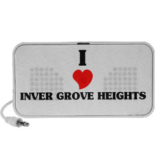 I love Inver Grove Heights Travelling Speakers