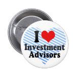 I Love Investment Advisors Button