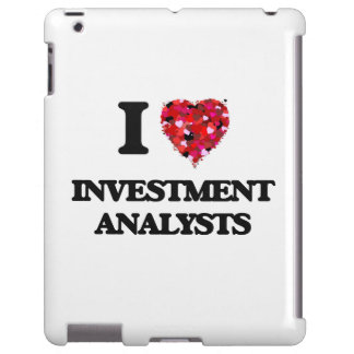 I love Investment Analysts