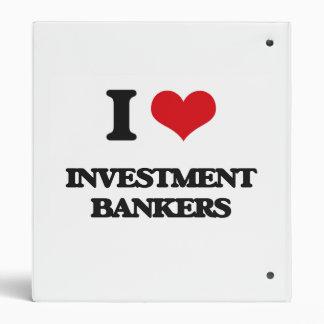 I love Investment Bankers Vinyl Binder