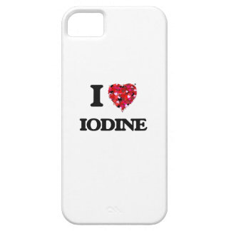 I Love Iodine iPhone 5 Case