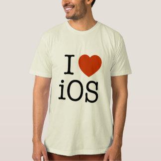 I Love iOS T-Shirt