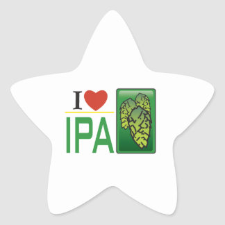 I Love IPA Stickers
