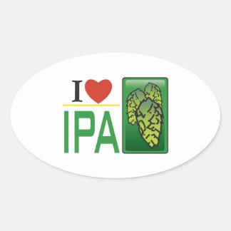 I Love IPA Sticker