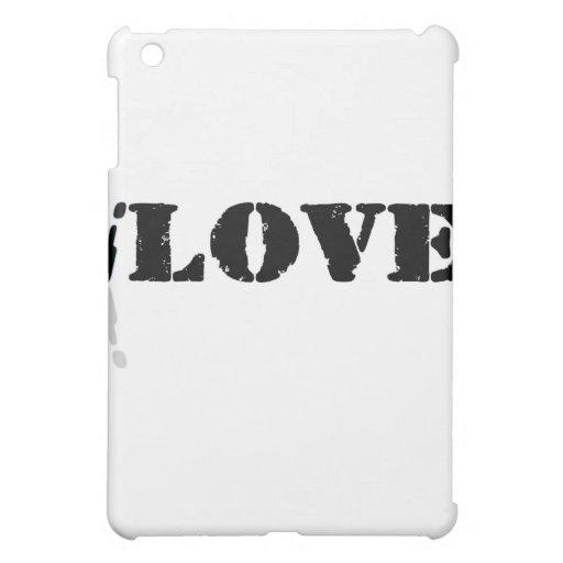 I Love iPad Mini Cases